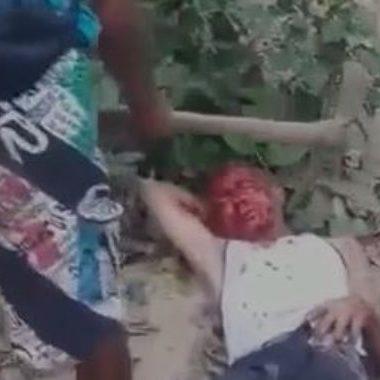 +18 = Vídeo mostra traficante sendo decapitado ainda vivo por rivais; cenas chocantes