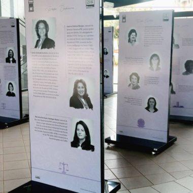 Casa de Cultura Ivan Marrocos apresenta exposição em alusão ao mês da mulher