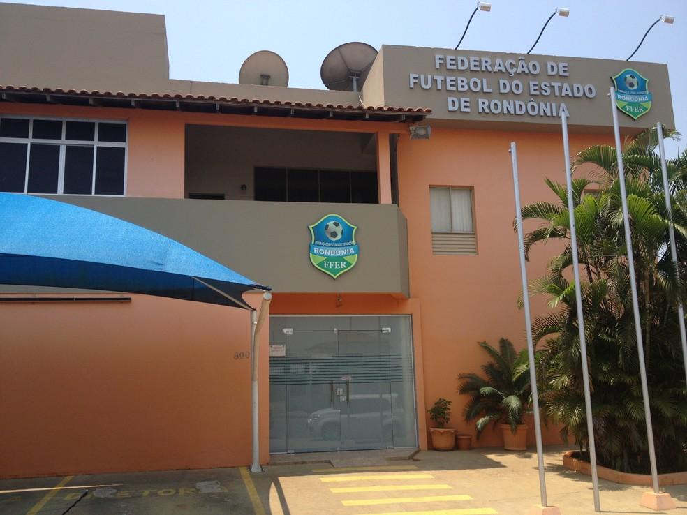 FFER promove mudanças na reta final de jogos do Rondoniense-2020