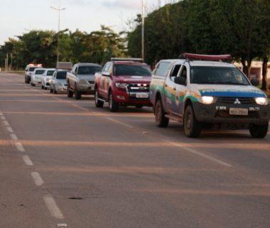 CORONAVÍRUS – Polícia Militar reforça medidas para cumprimento do Decreto Governamental em estabelecimentos comerciais