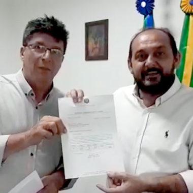 Presidente Laerte Gomes anuncia mais de R$ 400 mil em emendas para atender Presidente Médici