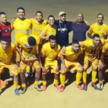 """FALOU MUITO – Cabedelo F.C perde para o Nacional JR e é eliminado do """"Amadorzão"""""""