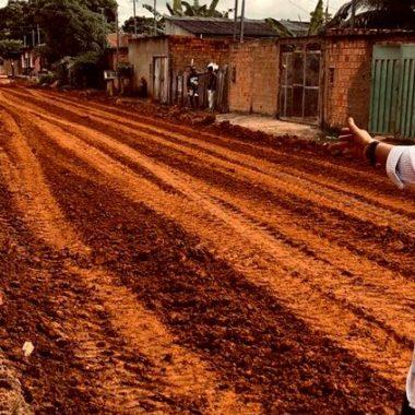 Isaque Machado tem Pedido de Providência atendido pela prefeitura