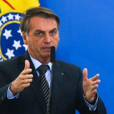 """""""Agora é o cidadão em primeiro lugar"""", diz Bolsonaro sobre Inmetro"""