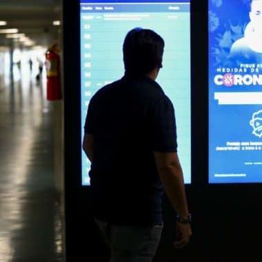 Senado adota novas medidas para evitar contágio do coronavírus