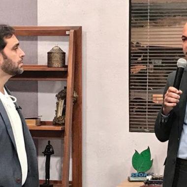Em programa de TV, Ismael Crispin defende inclusão de Rondônia na portaria do Ministério da Agricultura