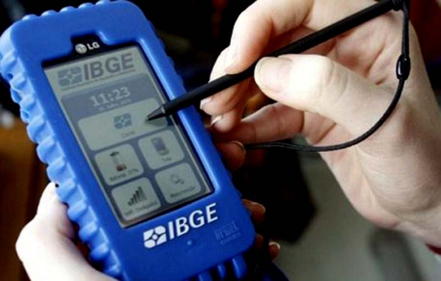 OPORTUNIDADE – Concurso IBGE vai abrir 180 MIL vagas de nível fundamental para recenseador