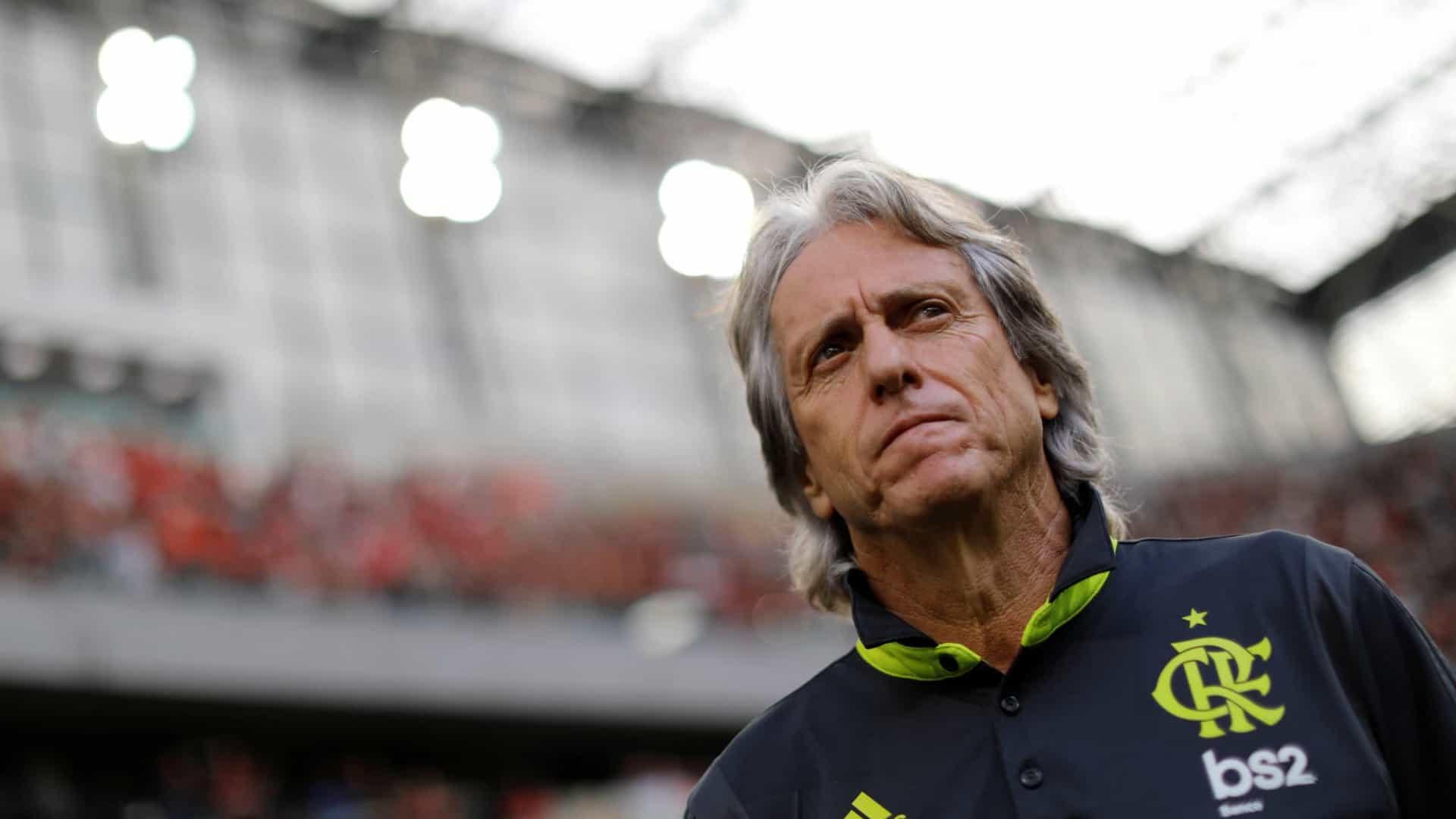 Jesus faz mistério para estreia do Flamengo na Libertadores