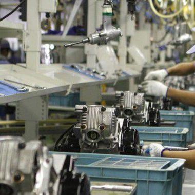 Produção industrial tem leve recuperação em janeiro