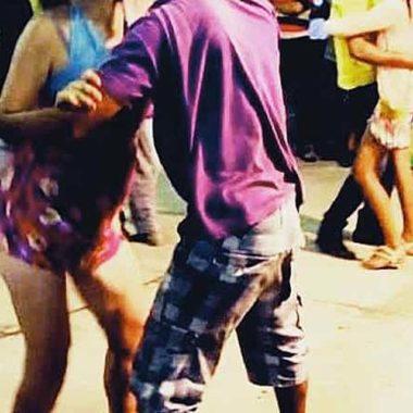 Marido proíbe mulher de dançar em festa, e apanha em casa da esposa