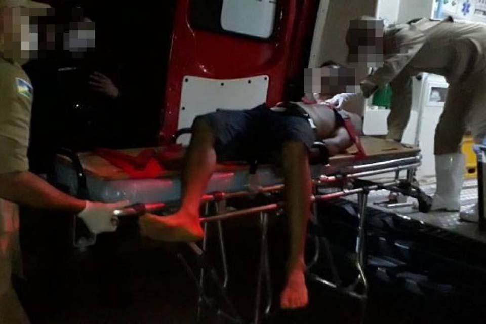 Rapaz baleado quando usava drogas com amigo não resiste e morre na mesa de cirurgia