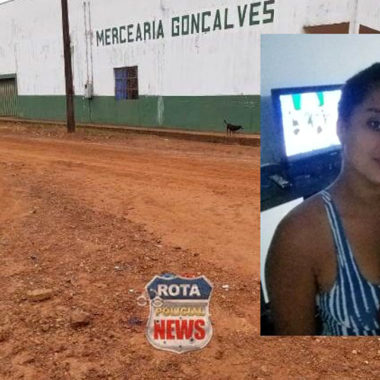 Mãe reconhece o corpo da filha que foi morta com tiro na cabeça