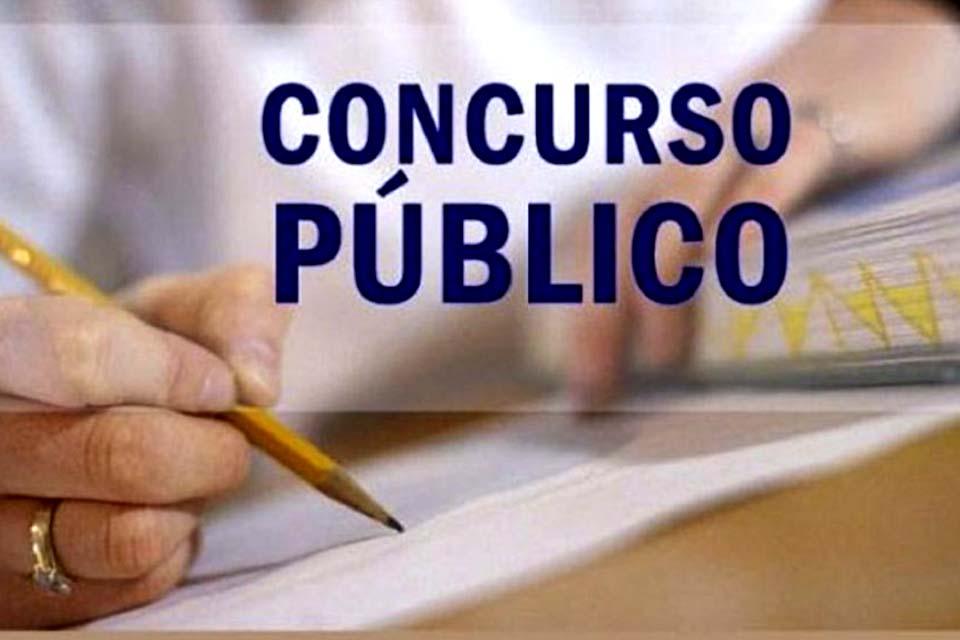 OPORTUNIDADE – Prefeitura abre concurso com salários de até R$ 5,3 mil