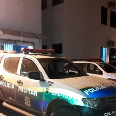 Empresário de Cacoal é preso após tentar matar policial durante abordagem em Vilhena