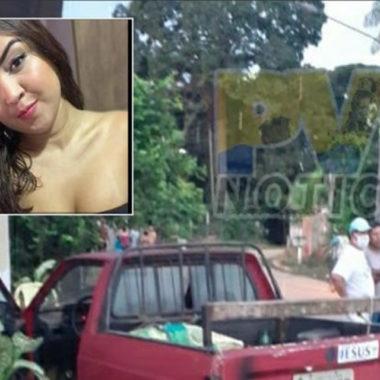 Adolescente morre atropelada na varanda de sua residência em Candeias