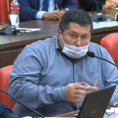 Assembleia Legislativa de Rondônia coloca diretor-geral do DER contra a parede em sabatina; Meireles não vai entregar o cargo