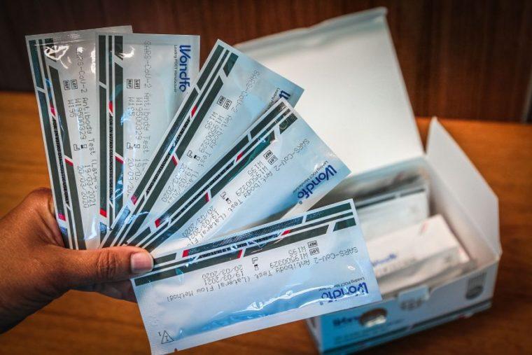 Governo de Rondônia compra 100 mil kits de testes rápidos para diagnóstico da Covid-19