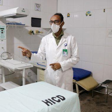 Hospital Infantil Cosme e Damião muda fluxo de atendimento para evitar transmissão do coronavírus
