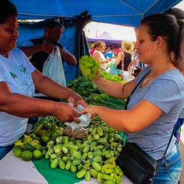 Governo recomenda boas práticas aos feirantes de Rondônia para garantir o abastecimento e evitar impactos no agronegócio
