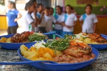 Merenda será distribuída para estudantes em vulnerabilidade social matriculados na rede pública estadual de Rondônia