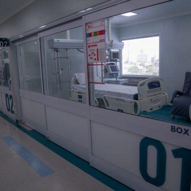 Governo estuda a ampliação de leitos de UTI e clínicos para pacientes da Covid-19 em Rondônia