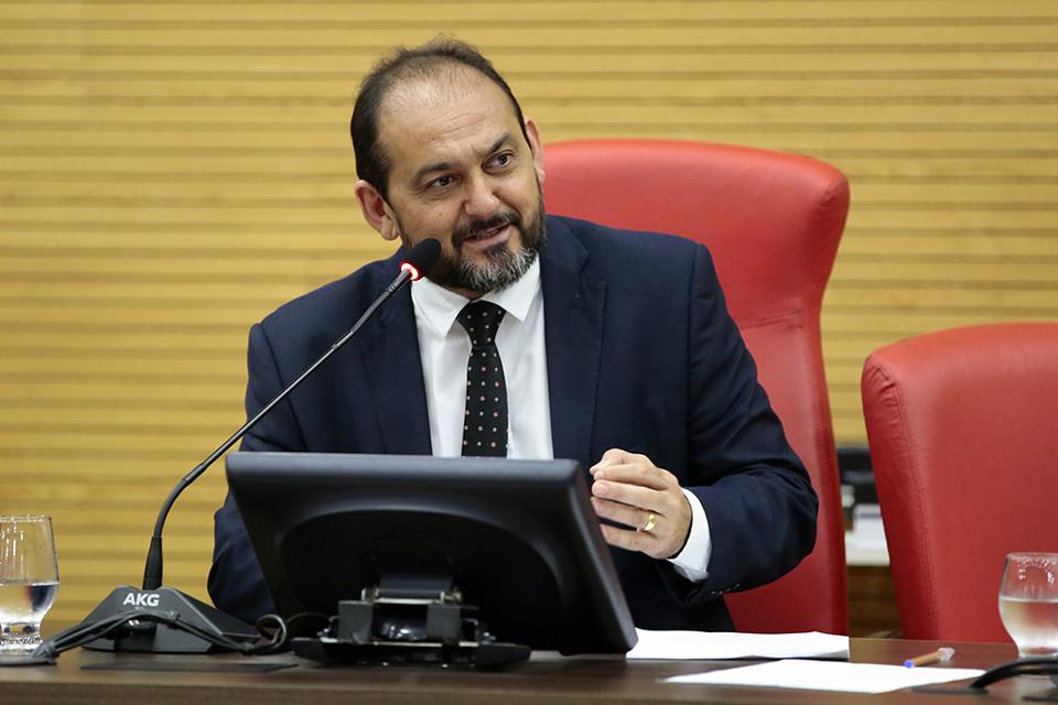 Presidente Laerte Gomes indica ao Detran dispensa da vistoria veicular durante vigência da quarentena