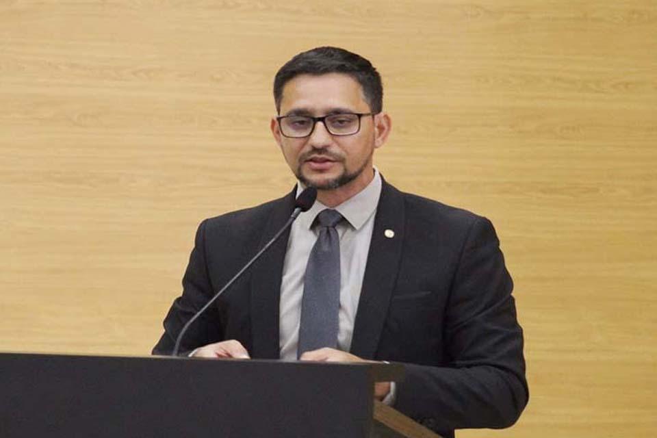 Anderson Pereira volta alertar governo sobre criminalidade no Orgulho do Madeira e quer construção de base de policiamento