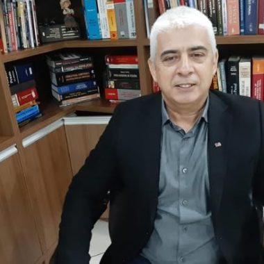 Eliseu Muller ex-chefe da Polícia Civil é o candidato do Solidariedade na disputa à Prefeitura de Porto Velho
