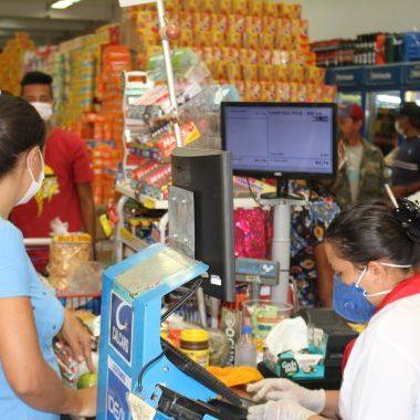 Procon alerta consumidores para o uso de máscaras durante as compras em Rondônia