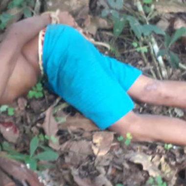 Adolescente é encontrado morto com tiro na cabeça e as mãos amarradas