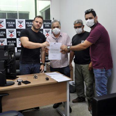 Geraldo da Rondônia destina emenda para Polícia Civil de Ariquemes adquirir materiais de proteção ao Coronavírus