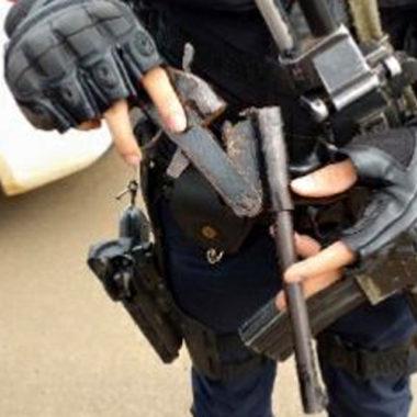 Policial Civil persegue e prende assaltantes com arma caseira em Porto Velho