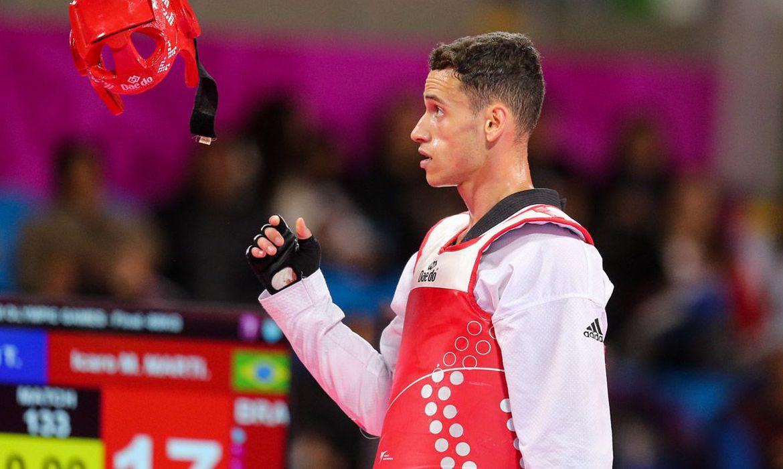 Ícaro Miguel é o novo líder do ranking mundial de taekwondo até 87Kg