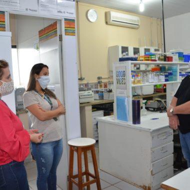 Após visitar Fiocruz Rondônia, Dr. Neidson destaca importância da fundação para avanços no combate ao coronavírus