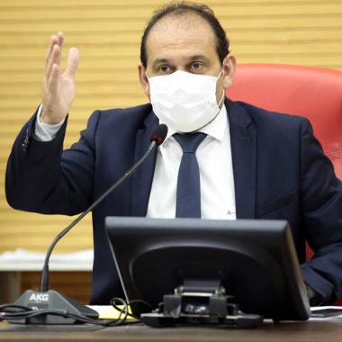 Laerte Gomes quer que Sesau compre 200 mil testes rápidos do Coronavírus, de forma urgente