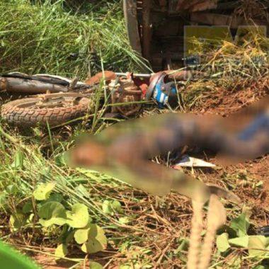 Motociclista morre após ser atingido por caminhão na BR-364