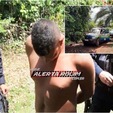 Condenado a 20 anos de prisão por participar de chacina é preso pela PM