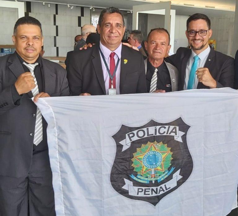 Nota Pública da Fenasppen/RO – Regulamentação da Polícia Penal no Estado de Rondônia