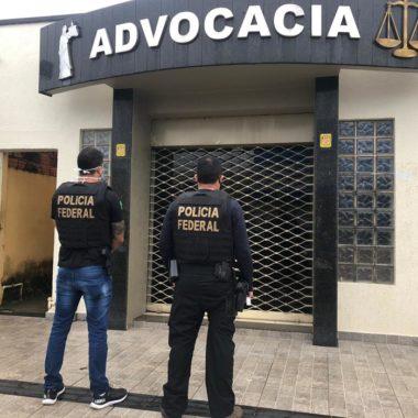 OPERAÇÃO DESONRA – PF mira advogados e família de ex-policial em Porto Velho