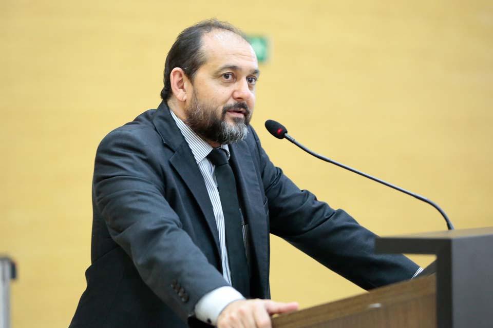 Deputado Laerte Gomes destaca aprovação de matérias beneficiando forças de segurança