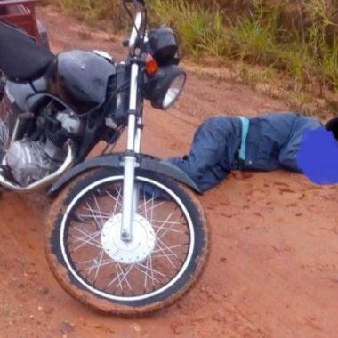 Homem é encontrado morto na área rural de Ouro Preto do Oeste