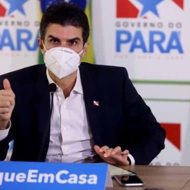 Pará estende lockdown até o próximo dia 24 de maio