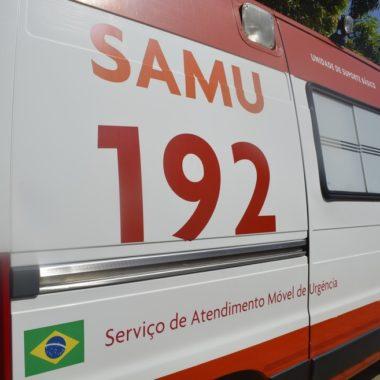 Samu adota novos protocolos em virtude da pandemia do Covid-19