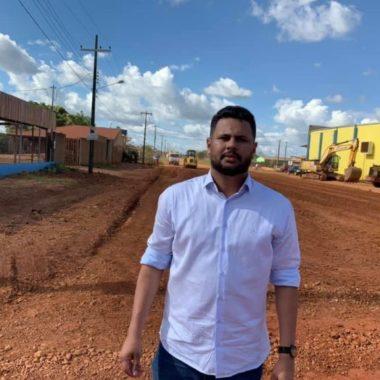 Samuel Costa é vítima das milícias digitais em Rondônia