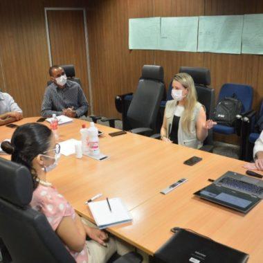 Equipe do Sírio-Libanês aborda estratégias durante reunião e elogia medidas do Governo de Rondônia no combate à Covid-19