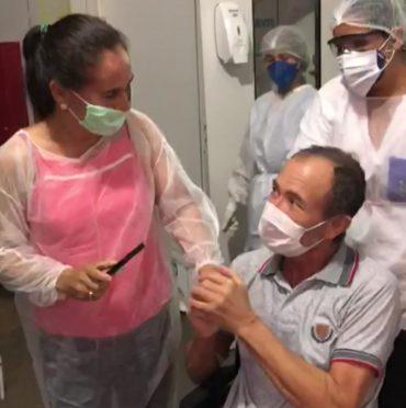 Cinco municípios de Rondônia apresentam índice de 100% de cura da Covid-19