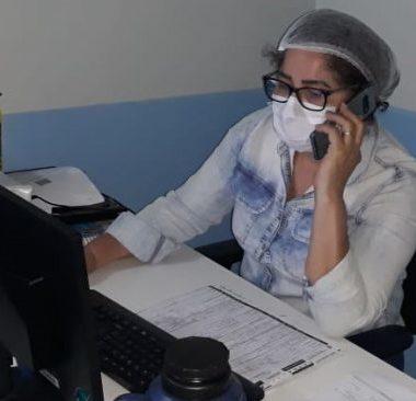 Força-tarefa em São Miguel do Guaporé trabalha na atualização de dados epidemiológicos e monitoramento de casos da Covid-19