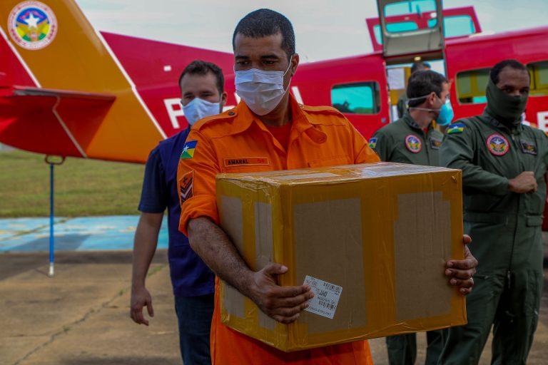 CORONAVÍRUS – Com chegada de 100 mil kits UPAs vão realizar testes rápido
