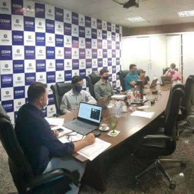 Estudo de zoneamento ecológico e econômico de Rondônia é apresentado pela Sedam à comissão estadual