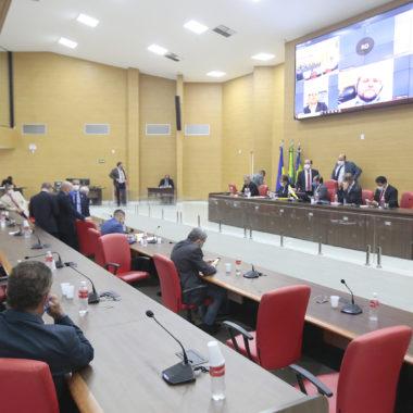 Assembleia Legislativa vota abertura de créditos e reconhece Estado de Calamidade em Porto Velho e Cabixi